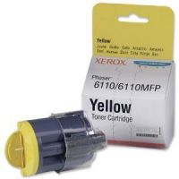 XEROX PHASER 6110 YELLOW TONER /106R1204/